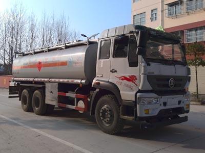 程力威牌CLW5258GYYZ5型运油车