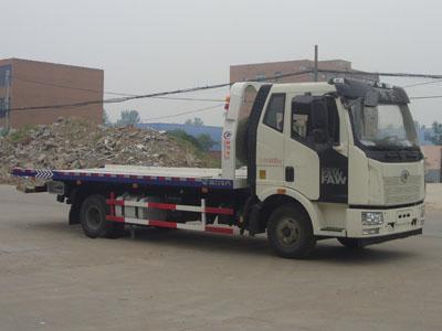 程力威牌CLW5080TQZC5型清障车