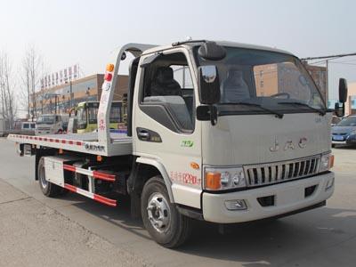 程力威牌CLW5080TQZH5型清障车