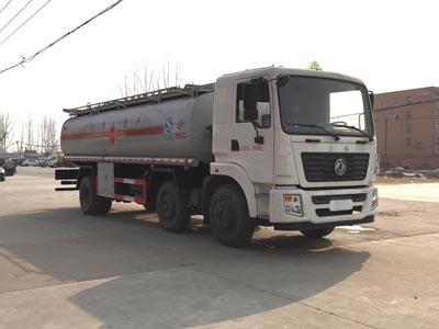 程力威牌CLW5250GYYD5型运油车