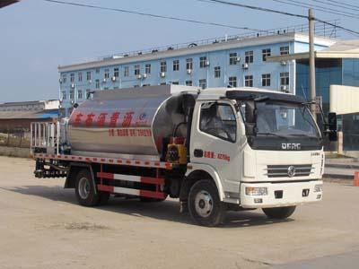 程力威牌CLW5080GLQ5型沥青洒布车