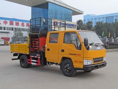 程力威牌CLW5041JGKJ5型高空作业车