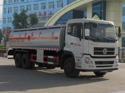 程力威牌CLW5251GYYD5型运油车