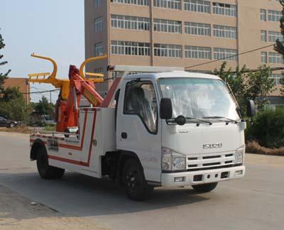 程力威牌CLW5041TQZQ5型清障车