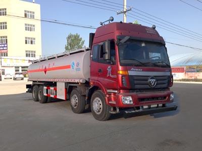 程力威牌CLW5311GYYB5型运油车