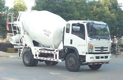 CLW5160GJBLH5型混凝土搅拌运输车