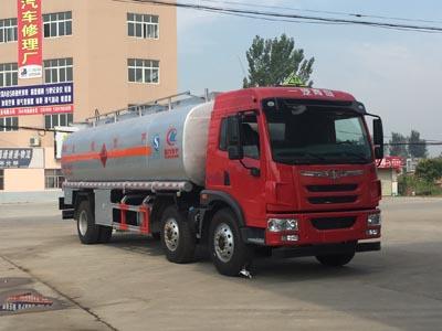 程力威牌CLW5250GJYC5型加油车
