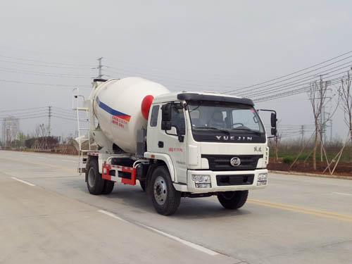 EHY5160GJBN型混凝土搅拌运输车