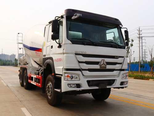 EHY5250GJBZ型混凝土搅拌运输车