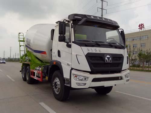 EHY5251GJBXG型混凝土搅拌运输车