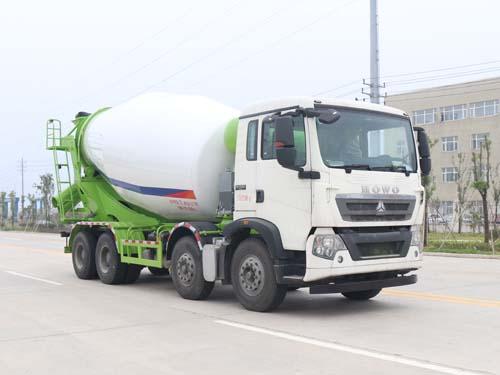EHY5310GJBZ型混凝土搅拌运输车