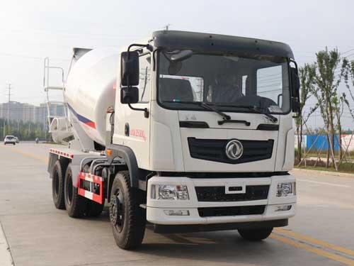 EHY5250GJBEQ型混凝土搅拌运输车