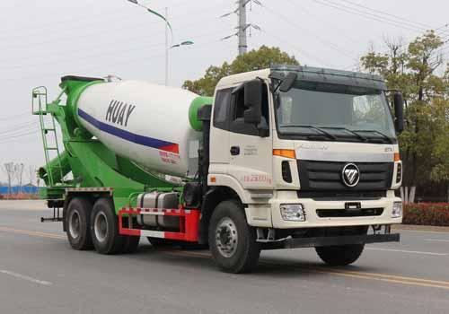 EHY5250GJBBJ型混凝土搅拌运输车