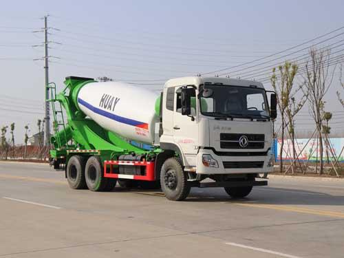 EHY5250GJBD型混凝土搅拌运输车