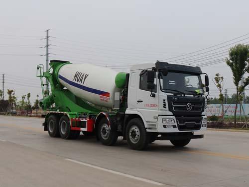 EHY5310GJBSX型混凝土搅拌运输车
