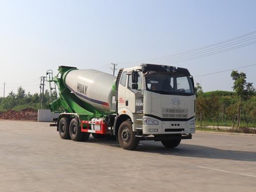 EHY5250GJBCA5型混凝土搅拌运输车
