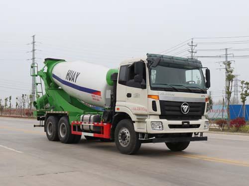 EHY5253GJBBJ型混凝土搅拌运输车