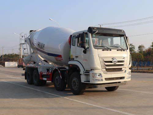 EHY5315GJBZ型混凝土搅拌运输车