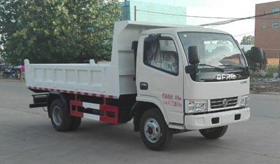 程力威牌CLW3042BDF5型自卸汽车