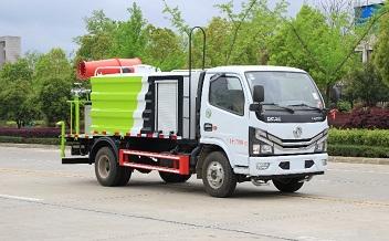 程力威牌CLW5040TDYKL6型多功能抑尘车