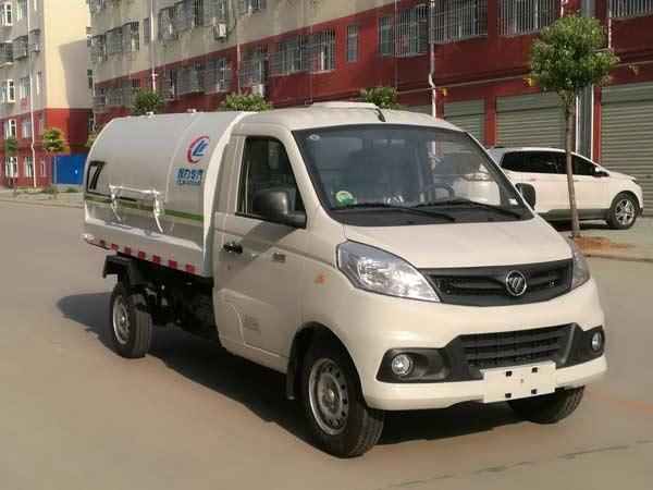 程力威牌CLW5030ZXLB6型厢式垃圾车
