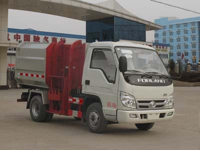 程力威牌CLW5041ZZZB5型自装卸式垃圾车
