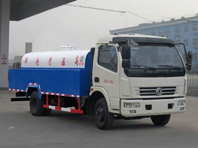 程力威牌CLW5070GQX5型清洗车