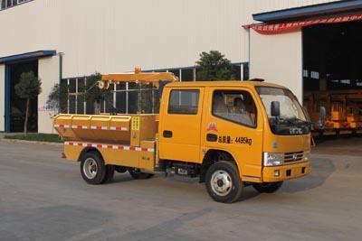 程力威牌CLW5040TQY5型清淤车