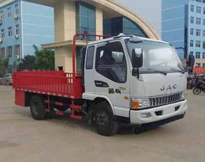 程力威牌CLW5040CTYH5型桶装垃圾运输车
