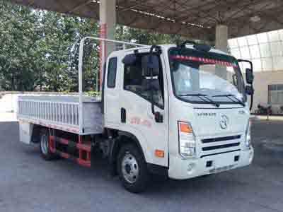 程力威牌CLW5040CTY5型桶装垃圾运输车