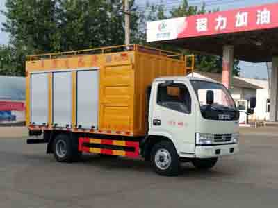 程力威牌CLW5040TWC5型污水处理车