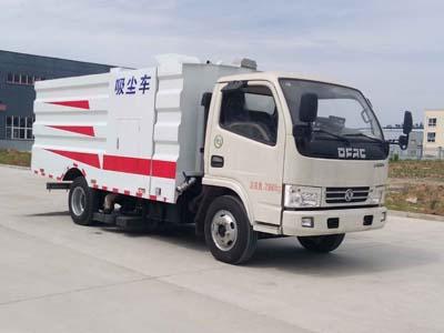 程力威牌CLW5070TXC5型吸尘车