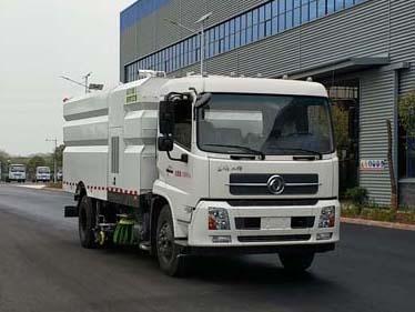 程力重工牌CLH5160TXSD5型洗扫车