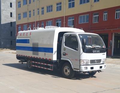 程力威牌CLW5070GQXE5型护栏清洗车