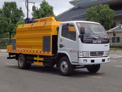程力威牌CLW5040TQYD5型清淤车