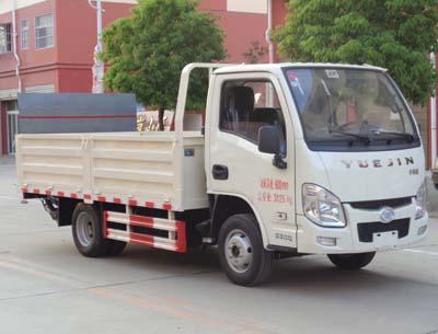 程力威牌CLW5032CTYS5型桶装垃圾运输车