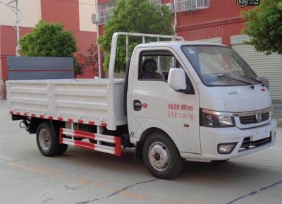 程力威牌CLW5031CTY5型桶装垃圾运输车