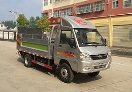 程力威牌CLW5031CTYK5型桶装垃圾运输车