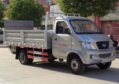 程力威牌CLW5035CTY5型桶装垃圾运输车