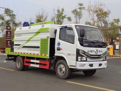程力威牌CLW5070TQYD6型清淤车