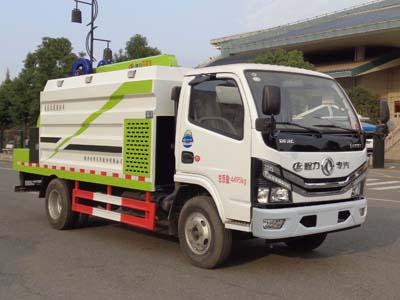 程力威牌CLW5040TQYD6型清淤车