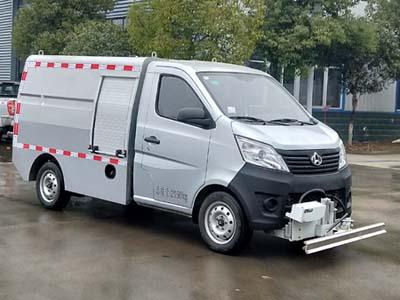 程力重工牌CLH5020GQXSC5型清洗车