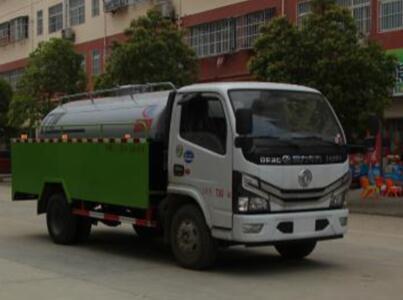 程力威牌CLW5070GQXE6型清洗车