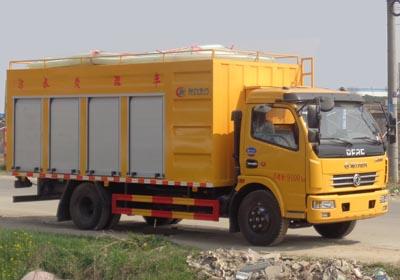 程力威牌CLW5090TWC6型污水处理车