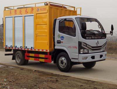 程力威牌CLW5070TWC6型污水处理车