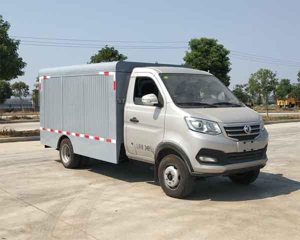 程力牌CL5030XTYBEV型纯电动密闭式桶装垃圾车