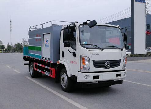 程力威牌CLW5080GQX6SL型清洗车