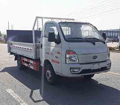 程力牌CL5030CTY6JH型桶装垃圾运输车