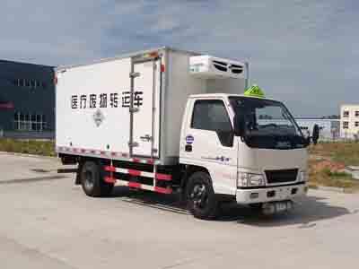 程力威牌CLW5040XYYJ5型医疗废物转运车