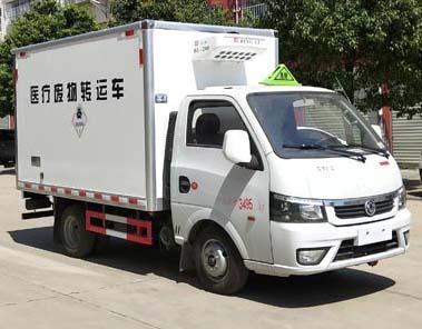 程力威牌CLW5030XYY6型医疗废物转运车